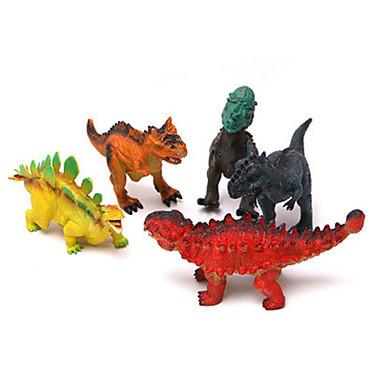 Muuttumisleikit Dinosaurus Muovi Lahja 5pcs