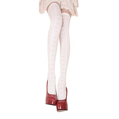 Strümpfe / Strumpfhosen Niedlich Lolita Damen Lolita Accessoires Druck Strümpfe Baumwolle