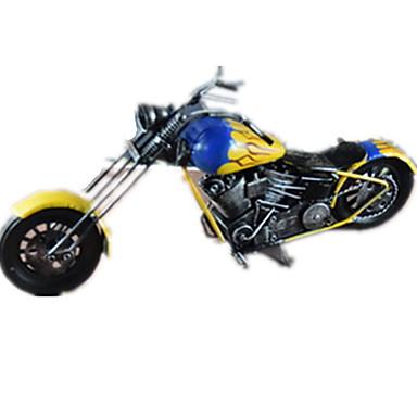 Leluautot Musiikkiin liittyvät action-hahmot Moottoripyörä Moto Sisustustarvikkeet Erikois Rauta Tyttöjen Poikien Lahja