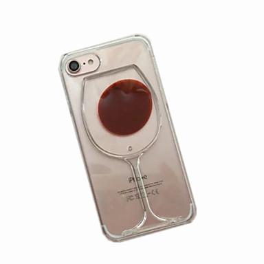 ケース 用途 Apple iPhone X iPhone 8 iPhone 7 iPhone 6 iPhone 5ケース リキッド バックカバー カートゥン ソフト TPU のために iPhone X iPhone 8 Plus iPhone 8 iPhone 7 Plus