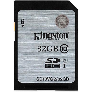 Kingston 32GB Cartão SD cartão de memória UHS-I U1 class10