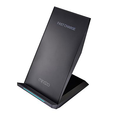 Base de Carga / Cargador Portátil / Cargador Wireless Cargador usb Universal Cargador Wireless / Carga Rápida 1.5 A / 1 A DC 5V para