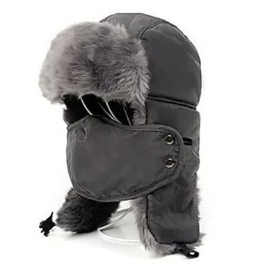 Ski Hatt / Ansiktsmaske Herre / Dame Hold Varm Snowboard Polyester / Fleece Vintersport Vinter