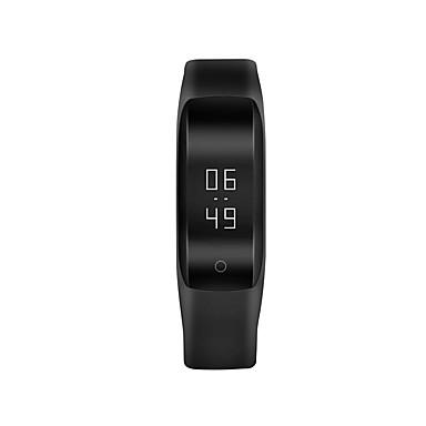 Pulseira inteligente YYC5 para Android iOS Bluetooth Esportivo Monitor de Batimento Cardíaco Medição de Pressão Sanguínea Tela de toque Calorias Queimadas Monitor de Atividade Monitor de Sono