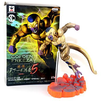 アニメのアクションフィギュア に触発さ ドラゴンボール フリーザ PVC 13.5 cm モデルのおもちゃ 人形玩具