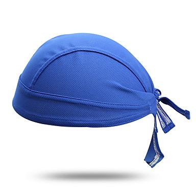XINTOWN Schädel Caps Hut Do Rag Windundurchlässig Sonnenschutz UV-beständig Atmungsaktiv Rasche Trocknung Fahhrad / Radsport Rot Blau Burgund Winter für Herrn Damen Erwachsene Camping & Wandern