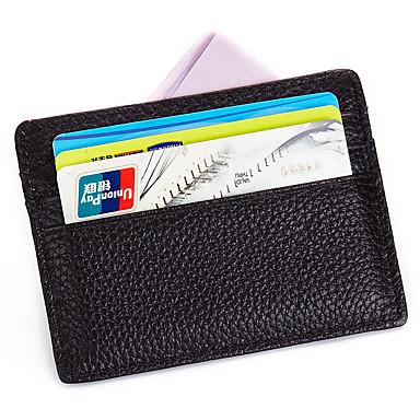 Unisex Taschen Kuhfell Bankkarten & Ausweis Tasche für Hochzeit Veranstaltung / Fest Normal Formal Büro & Karriere Draussen Ganzjährig