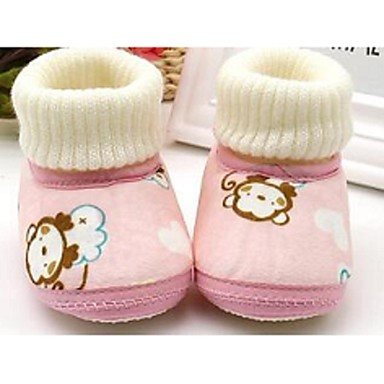 Kinder Baby Schuhe Baumwolle Komfort Stiefel Für Normal Gelb Blau Rosa