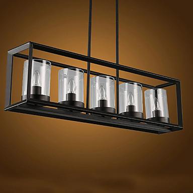 Uppoasennus ,  Traditionaalinen/klassinen Galvanoitu Ominaisuus for Minityyli MetalliLiving Room Makuuhuone Ruokailuhuone