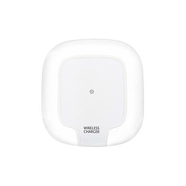 mindzo W07 padrão qi carregador sem fio de luz de controle de toque impermeável respiração luz de detecção de substâncias estranhas