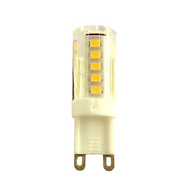240-280 lm E14 G9 G4 LED Bi-Pin lamput T 33LED ledit SMD 2835 Koristeltu Lämmin valkoinen Kylmä valkoinen AC110 AC220 AC 220-240V