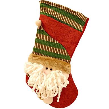 クリスマスデコレーション クリスマスパーティー用品 ギフトバッグ クリスマス