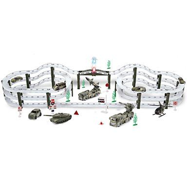 自動車おもちゃ 電車おもちゃ用線路 車両Playsets ダイキャストカー 車載 クリエイティブ エレクトリック DIY アイデアジュェリー クラシック 女の子
