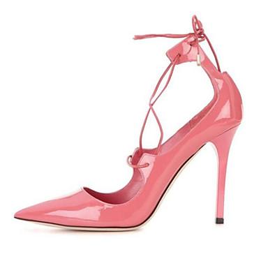 Damen-High Heels-Outddor-PUOthers-Schwarz Rosa Rot