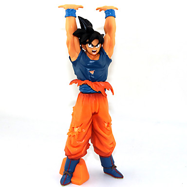 Anime Action Figurer Inspirert av Dragon Ball Goku Anime Cosplay-tilbehør figur PVC