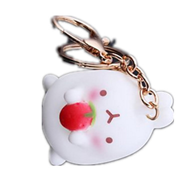 Key Chain Rabbit Key Chain メタル