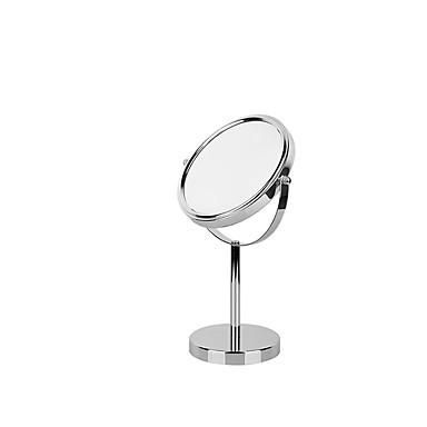 Spiegel Rund  Silber