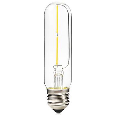 E27 2ワット200lm穂軸は、エジソンの電球を導いた - 温白色ac220-240vを
