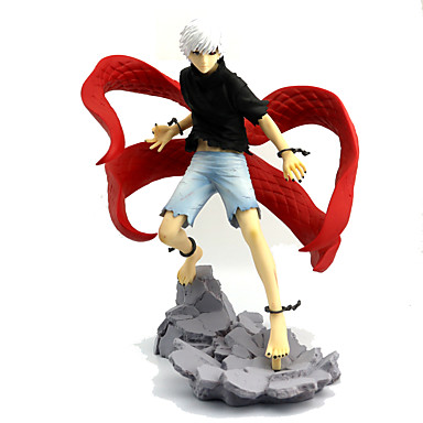 Anime Action Figurer Inspirert av Tokyo Ghoul Ken Kaneki PVC 24 CM Modell Leker Dukke