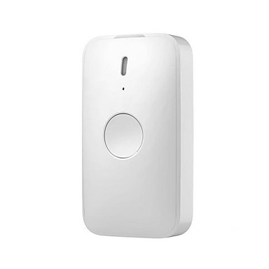 Outro Branco Fácil de Instalare providência segurança efectiva para a sua casa e escritório. Anti-Lost Alarm Branco