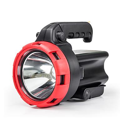LED懐中電灯 LED 800 ルーメン 3 モード Cree XR-E Q5 リチウム電池 防水 緊急 ハイパワー 調光可能 キャンプ/ハイキング/ケイビング 日常使用 狩猟 釣り 旅行 登山 屋外