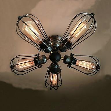 Vintage Vestavná montáž Pro Obývací pokoj Ložnice Jídelna studovna či kancelář Žárovka je zahrnuta v ceně.