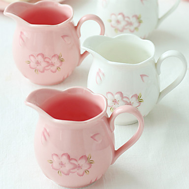Glass Hverdags-drikkeredskaper Nyhet Drikkeredskaper Tekopper Glass Kaffekrus Te & Varm Drikke Dekorasjon kjæreste gave 1 Kaffe Te Vand