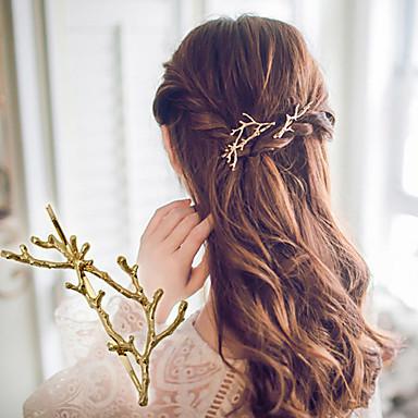 Alfileres Accesorios para el cabello Aleación de Metal Legierung Accesorios pelucas Mujer 1 PC cm
