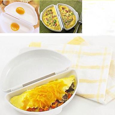 플라스틱 계란 오믈렛 파 밥솥 금형 전자 오믈렛 메이커 밀렵 주방 도구