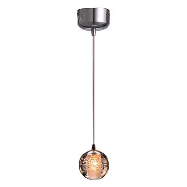 Moderne / Nutidig Anheng Lys Nedlys - Krystall Mini Stil LED, 110-120V 220-240V LED lyskilde inkludert