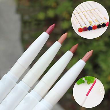 Bolígrafos y lapiceros Delineador de Labios Seco Secado rápido / Cobertura / Corrector Maquillaje Cosmético Útiles de Aseo