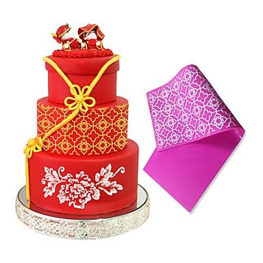 Bakeform Kake Silikon Bryllup