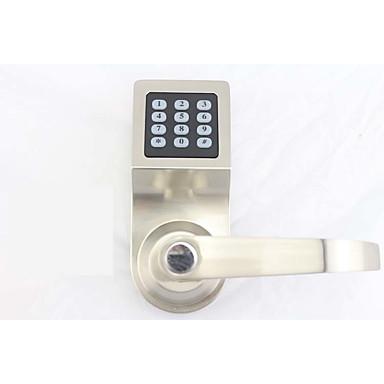 Liga de Zinco Metal Bloqueio de Senha Segurança Doméstica Inteligente Sistema RFID Campainha não-visual Casa Villa Escritório Hotel