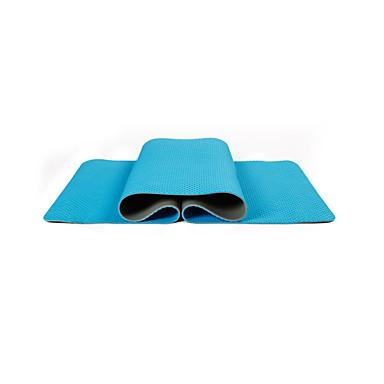 Yogamatte Lugtfri Økovennlig TPE 6 mm til