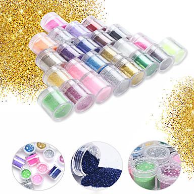 1pcs Glitter y Poudre Polvo Glitters Clásico Alta calidad Diario