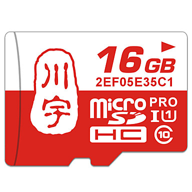 Kawau 16GB TF cartão Micro SD cartão de memória UHS-I U1 / class10