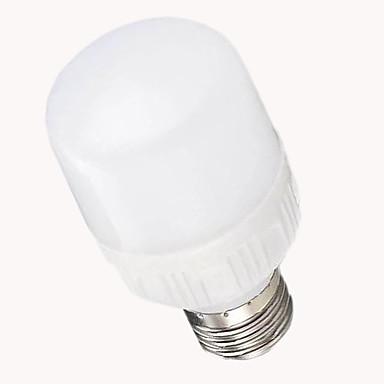EXUP® 1pc 12 W 1000-1100 lm E26 / E27 LED-kornpærer T 12 LED perler SMD 2835 Dekorativ Varm hvit / Kjølig hvit 220-240 V / 1 stk. / RoHs