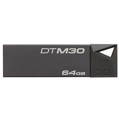 Kingston 64Gt USB muistitikku usb-levy USB 3.0 Metalli