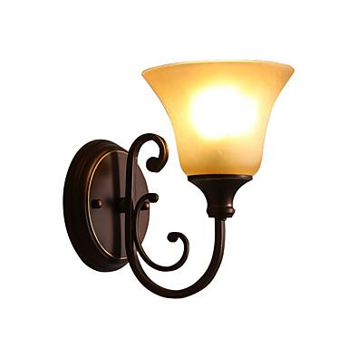 Moderne / Nutidig Vegglamper Metall Vegglampe 110-120V / 220-240V 60W