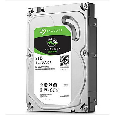 Seagate Desktop Hard Disk Drive 2TB BarraCuda