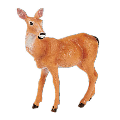 Hest Elk Rådyr Mannekengmodeller Dyr simulering Klassisk & Tidløs Chic & Moderne polykarbonat Plast Jente Gave 1pcs