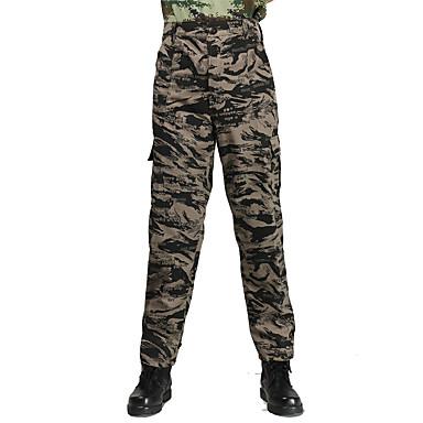 Calça Camuflada de Caçador Homens / Mulheres / Unisexo Vestível / Materiais Leves camuflagem Calças para Caça