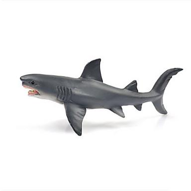 Fisk Hai Mannekengmodeller Dyr simulering Klassisk & Tidløs Chic & Moderne polykarbonat Plast Jente Gave 1pcs