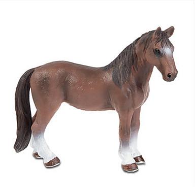 Hest Mannekengmodeller Dyr simulering Klassisk & Tidløs Chic & Moderne polykarbonat Plast Jente Gave 1pcs
