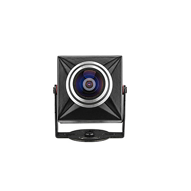 CCTV kamera CMOS 600tvl 2,1 mm linse cmos kablet mikro lyd antenne vidvinkel 120 graders