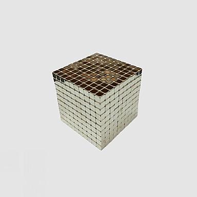 1000 pcs 5mm Magnetiske leker Magnetiske kuler Byggeklosser Puzzle Cube Magnet Chic & Moderne Barne / Voksne Gutt Jente Leketøy Gave