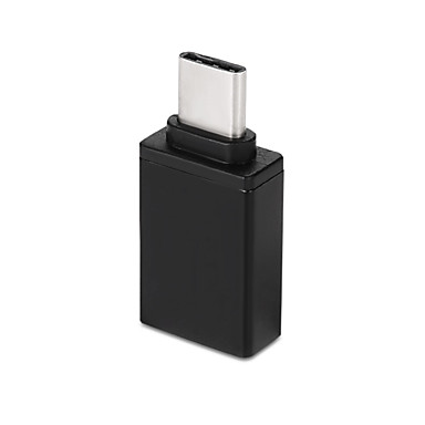 USB 3.0 USB 3.0 to USB 3.1 Tipo C 1080P 0,05m (0.15Ft) 480 Mbps