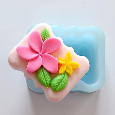 Herramientas para hornear Silicona Ecológica Día de Acción de Gracias Año Nuevo Cumpleaños Vacaciones Antiadherente para el caramelo