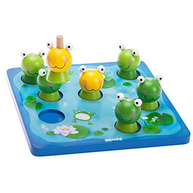 MWSJ fiske Toys Pedagogisk leke Originale Frosk ABS Klassisk & Tidløs Deler Barne Gave