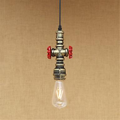 Anheng Lys Omgivelseslys Malte Finishes Metall Mini Stil, LED, designere 110-120V / 220-240V Pære Inkludert / E26 / E27